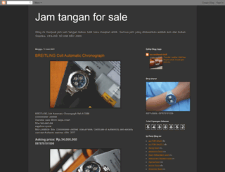 jualanjam.blogspot.com screenshot