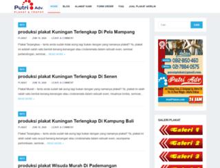 jualplakat.com screenshot