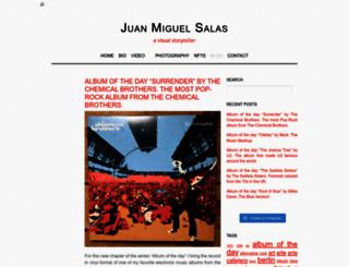 juanmiguelsalas.blogspot.com screenshot