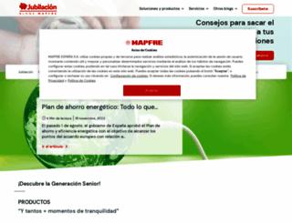 jubilacionypension.com screenshot