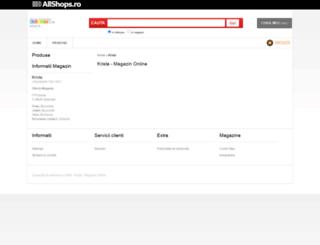 jucariihainute.allshops.ro screenshot