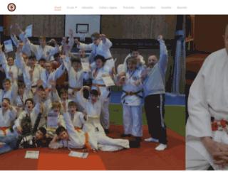 judo-zizkov.cz screenshot