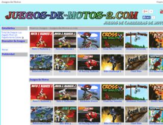 juegos-de-motos-2.com screenshot