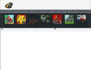 juegosdecarrosgratis.net screenshot