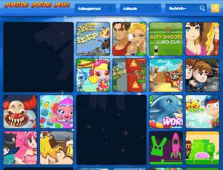 juegosjogosjeux.com screenshot