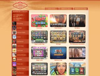 juegostragamonedas.com.ar screenshot