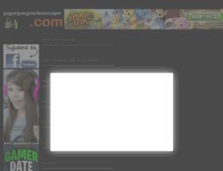 jugarjuegosdeescape.com screenshot