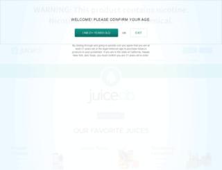 juicedb.com screenshot