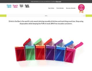 juiceinthebox.com screenshot