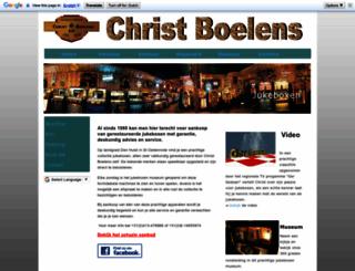 jukeboxen.nl screenshot