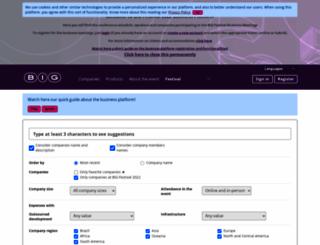 julgamento.clipesebandas.com.br screenshot