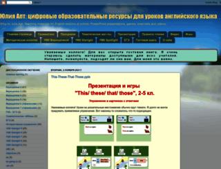 juliaapt.blogspot.ru screenshot