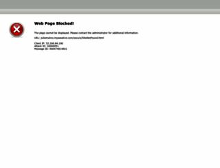 juliamulino.teamasea.com screenshot