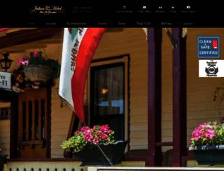 julianhotel.com screenshot