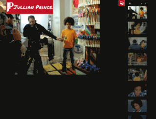 jullianprince.com screenshot
