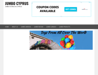 jumbocyprus.com screenshot