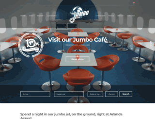 jumbostay.com screenshot