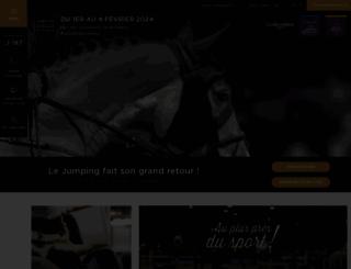 jumping-bordeaux.com screenshot
