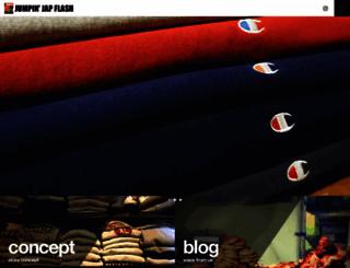 jumpinjapflash.com screenshot