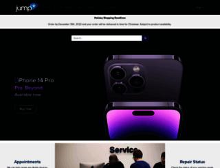 jumpplus.com screenshot