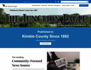 junctioneagle.com screenshot