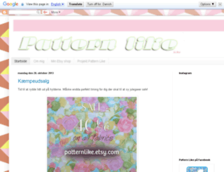 junettebay.blogspot.dk screenshot