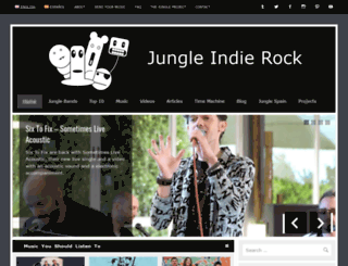 jungle indie rock music - photo #4