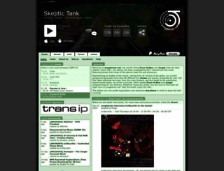 jungletrain.net screenshot