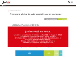 juninya.com screenshot