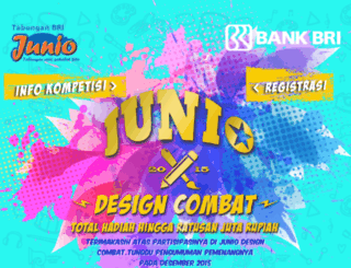juniocombat.com screenshot