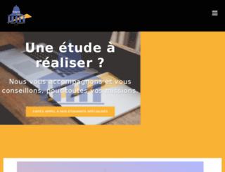 junioriaeparis.fr screenshot