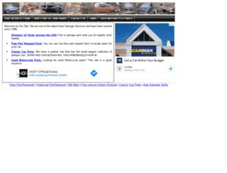 junkyards.com screenshot