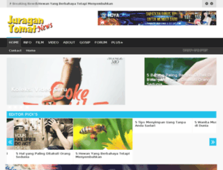 juragantomatnews.com screenshot