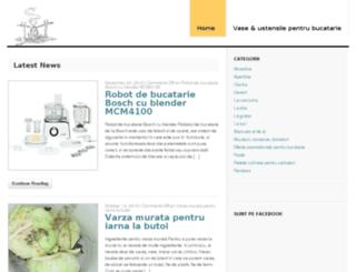 jurnaldebucatarie.ro screenshot