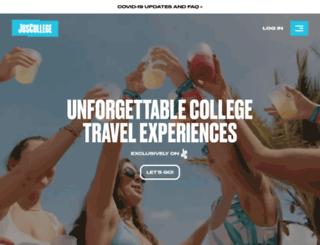 juscollege.com screenshot