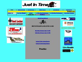 just-in-time-racing.com screenshot