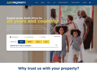 just.property screenshot