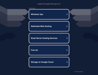 justabuck.adexchangehosting.com screenshot