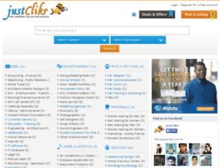 justclikr.com screenshot
