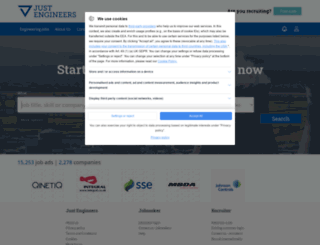justengineers.net screenshot