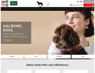 justhunter.cz screenshot