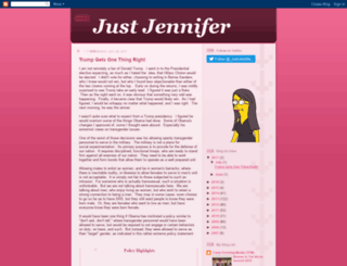 justjenniferblog.blogspot.com screenshot