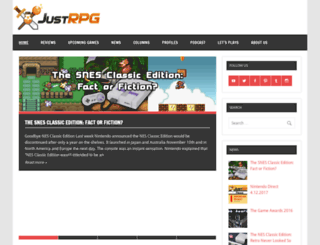 justrpg.com screenshot