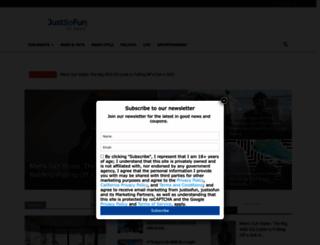 justsofun.com screenshot