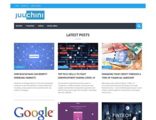 juuchini.com screenshot