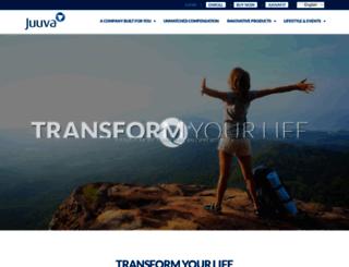 juuva.com screenshot
