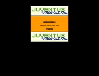 juventusventus.org screenshot