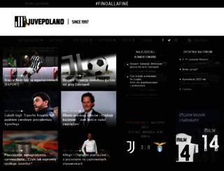 juvepoland.com screenshot