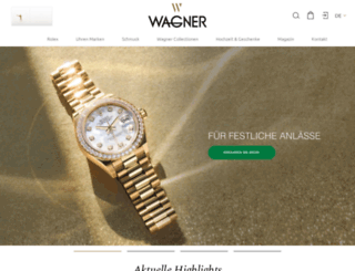 juwelier-wagner.at screenshot