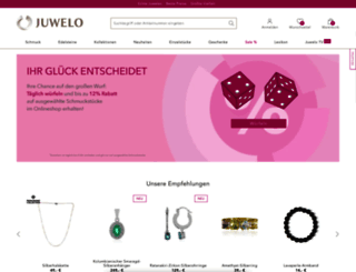 juwelo.de screenshot